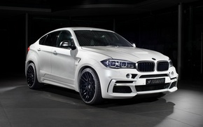 Picture BMW, BMW, Hamann, Hamann, F16, 2015, 6 M50d