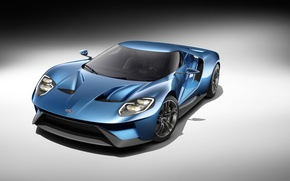 Picture Ford, Ford, the concept, the front, Сoncept