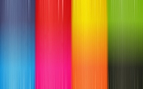 Picture orange, blue, red, yellow, blue, green, purple