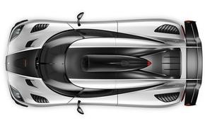 Picture Koenigsegg, Carbon, Koenigsegg, One:1, Megacar