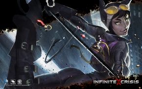 Picture Catwoman, Selina Kyle, infinite crisis
