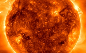 Picture the sun, hell, heat, Solar Dynamics Observatory
