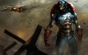 Picture war, war, marvel, comic, comics, marvel, captain america, captain America
