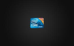 Picture logo, core, intel, inside