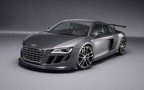 Picture grey, Audi, ABT R GT