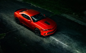 Picture Chevrolet, Camaro, red, Z28, Nick Stephens Photography