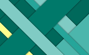 Picture line, yellow, abstraction, green, geometry