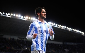 Picture Sport, Football, Talent, Malaga, isco, ISCO, Malaga