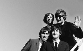 Picture music, rock, the Beatles, beatls