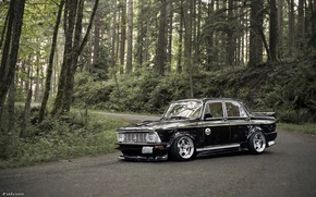 Picture black, tuning, Moskvich 412