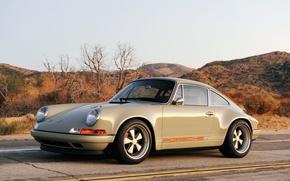Picture 911, sport, sportcar, road, classic, Singer