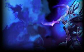 Picture steam, Dota 2, Background profile, Vengeful Spirit