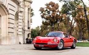 Picture Ferrari, Dino, 206