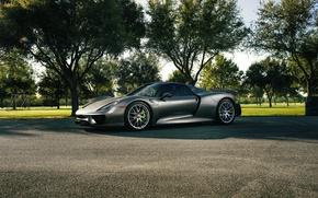 Picture supercar, Spyder, Porsche 918