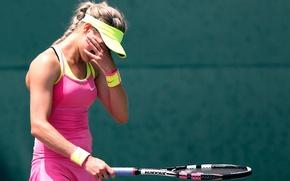 Picture Eugenie Bouchard, Bouchard Eugenie, francecanada tennis player