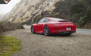 Picture 911, Porsche, 2014, Carrera S VGT, Tuned by Vorsteiner