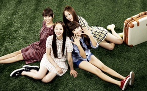 Picture music, girls, Asian girls, South Korea, Kpop, Sistar
