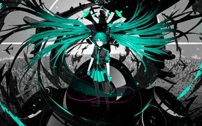 Picture vocaloid, hatsune miku, Vocaloid, Mika Natsume