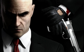 Picture Gun, Costume, Hitman