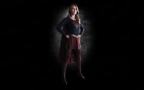 Picture The series, Supergirl, Supergirl, Kara, Melissa Benoist