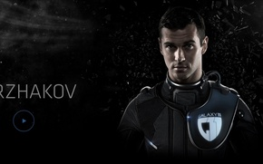 Picture football, Zenit, Kerzhakov, the all-star team, Galaxy 11