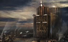 Wallpaper Cathedral, 000, 40k, Warhammer 40, Control Of Man, The Imperium Of Mankind, Imperium of Mankind