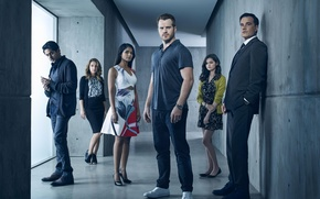 Picture The series, actors, Movies, Second chance, Second Chance