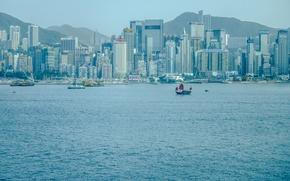 Picture city, Hong Kong, China, Hong Kong