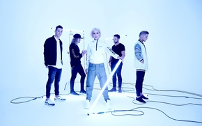 Picture Pop Punk, Jenna Mcdougall On, Tonight Alive, Jenna McDougall, Matt Best, She, Jake Hardy, Cam …