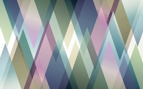Picture colors, pattern, Rhombus
