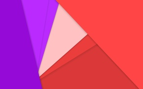 Picture line, red, lilac, pink, texture, material