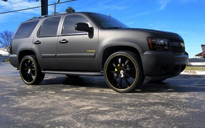 Picture Chevrolet, Matt, 2011, Tahoe, Mat