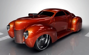 Picture lights, coupe, grille, car