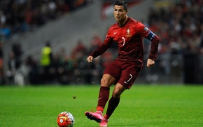 Picture football, sport, the game, the ball, form, Portugal, Cristiano Ronaldo, legend, player, football, CR7, player, …