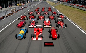 Picture machine, Wallpaper, formula 1, the car, ferrari, formula1