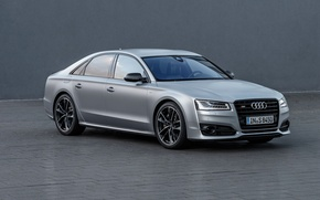 Picture Audi, drives