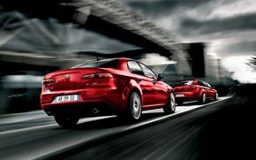 Picture red, Auto, 159, alfa_romeo
