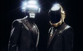 Picture Daft Punk, Thomas Bangalter, Alive, Electronic, Random Access Memories, Guy-Manuel de Homem Christo, French