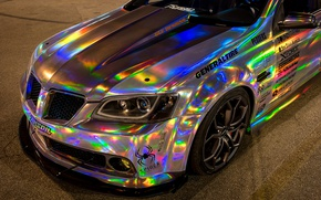 Picture style, lights, color, Pontiac, the front, G8