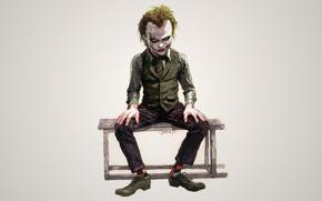 Picture the dark knight, Joker, Joker, Heath Ledger, Heath Ledger