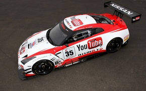Picture R35, YouTube, Nissan GTR