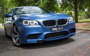 Wallpaper BMW, BMW, sedan, F10, Sedan