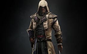 Picture Ubisoft, Game, Assassin's Creed Rogue, Achilles Davenport, Achilles Davenport
