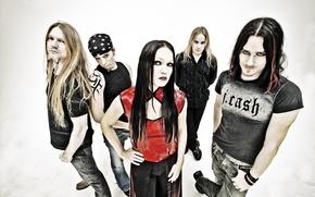 Picture rock, Nightwish, tyra, Gothic metal