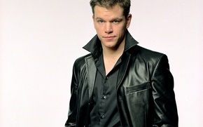 Picture male, actor, Matt Damon