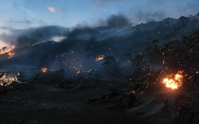 Picture Game, Electronic Arts, DICE, Frostbite, Battlefield 1