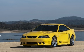Picture Ford, mustang, saleen