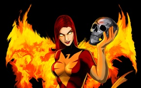 Picture X-Men, Jean Grey, Dark Phoenix