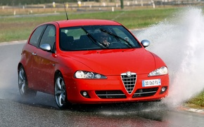 Picture Red, Alfa, Romeo, 147, Alfa 147, Alfa Romeo cars, Alfa Romeo 147 Wallpaper, Alfa Romeo …