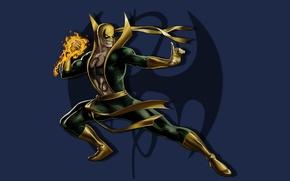 Picture comics, Marvel, Danny Rand, Danny Rand, Iron fist, Iron Fist